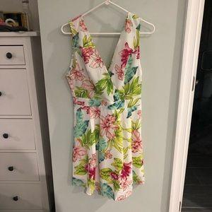 Entro spring floral dress